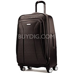 Hyperspace XLT Spinner 25 Exp Luggage Suitcase - Black