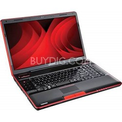 "Qosmio 18.4"" X505-Q8102 Notebook PC Intel Core i7-2630QM Processor"