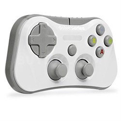Wireless Gaming Controller in White - 69017