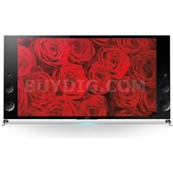 XBR79X900B - 79-inch 120Hz 3D LED X900B Premium 4K Ultra HD TV - OPEN BOX