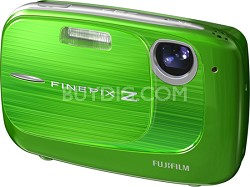 FINEPIX Z37 10MP Digital Camera (Green)