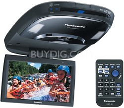 CY-VHD9401U 9-inch Flip-down Monitor Console with DVD Player
