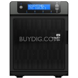 WD Sentinel 8TB Small Office Storage Server DX4000