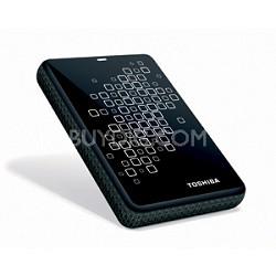 Canvio 750 GB USB 3.0 Portable Hard Drive (Black/Silver)