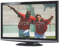 "TC-L32G1 - 32"" VIERA High-definition 120Hz LCD TV - 720P"