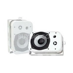 PDWR40W 5.25-Inch Indoor/Outdoor Waterproof Speakers (White)