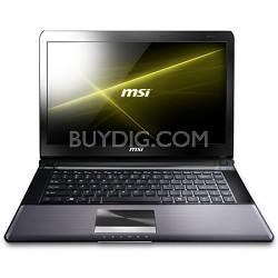 X460DX-006US 14-Inch Laptop - Black