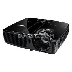 TW631-3D WXGA, 3500 Lumen, 10000:1, 3D Multimedia Projector Factory Refurbished