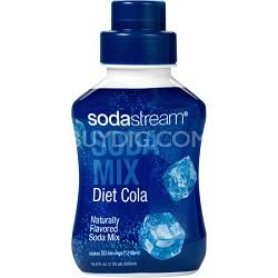 Sodamix Syrup Core Flavor 500ml Diet Cola