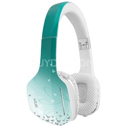 Atlas Fantasy IML Graphics On-Ear Headphones with Headset Functionality