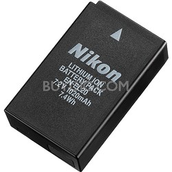 EN-EL20 Rechargeable Battery for Nikon 1 J1