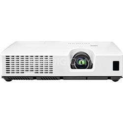 CPWX8 Portable 2600 Lumens 500:1 WXGA LCD HDMI Projector