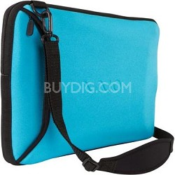 "VAIO VGP-AMC9/L Reversible 15.5"" Notebook Sleeve - Black and Blue"