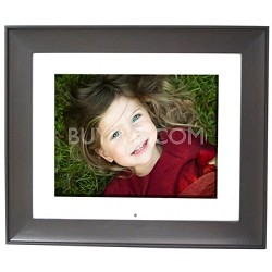 """DFM1242 12"""" Digital Photo Frame with 2GB Built-In Memory"""