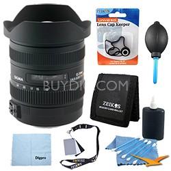 AF 12-24mm F4.5-5.6 II DG HSM F/SIGMA - Pro Lens Kit