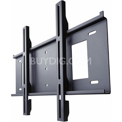 Flat Wall Mount for Flat Panel Televisions