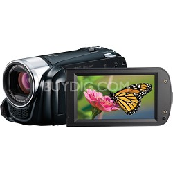 "VIXIA HF R21 32GB Flash Memory 1080p HD Camcorder w/ 3.0"" Touchscreen"