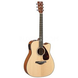 FGX700SC Acoustic Electric Guitar