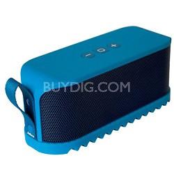 SOLEMATE Bluetooth Portable Speaker - Blue