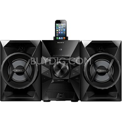 Mini Hi-Fi 120 Watt Music System MHC-EC619iP