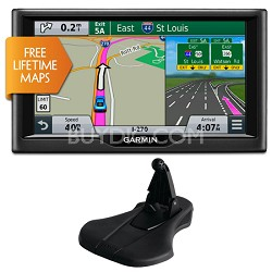 "nuvi 68LM 6"" Essential Series 2015 GPS Navigation System w/ Lifetime Maps Bundle"
