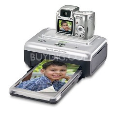 Easyshare Z740 Digital Camera with Printer Dock Series 3 Kit