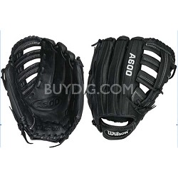 "A600 SP13 13"" Slowpitch Softball Glove- Right Hand Throw (WTA0600SP13XX)"