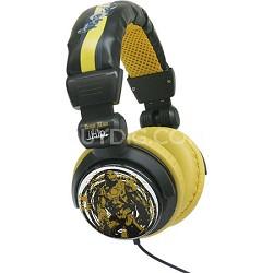 Marvel Comics Extreme DJ-Style Headphones - Iron Man