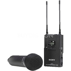 UWP V2/3032 - Handheld Wireless Microphone System (30/32 - 566 to 590MHz)