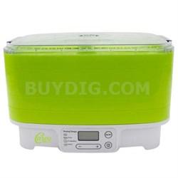 5-Tray Digital Dehydrator in Green - DD-5G