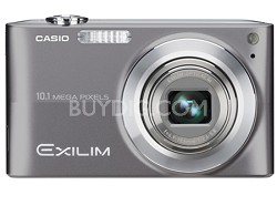 "Exilim EX-Z200 10.1MP Digital Camera with 2.7"" LCD (Silver)"
