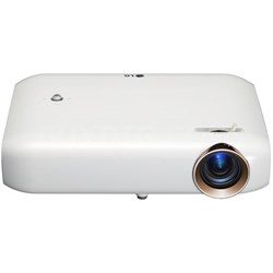 PW1500 Minibeam LED Projector, Screen Share, Bluetooth Sound Out - OPEN BOX