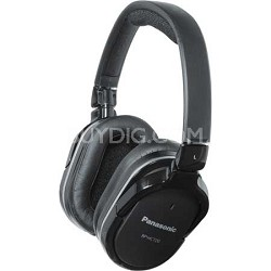 RP-HC720 Noise Cancelling Over Ear Headphones