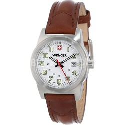 Women's Classic Field Sport Watch - White/Brown
