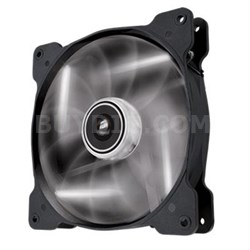 Air Series SP 140 LED White High Static Pressure Fan Cooling - single pack