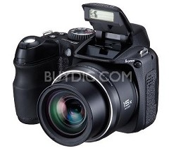 FINEPIX S2000HD 10.0Mp SLR Styled Digital Camera
