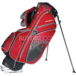 Warbird Xtreme 5111015 Carrying Case for Golf - Red / Black