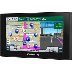 "nuvi 2699LMT HD 6"" GPS with Lifetime Maps & HD Traffic"