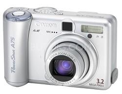 Powershot A75 Digital Camera