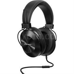 Hi-Res Over-Ear Stereo Headphones, Black - SE-MS5T-K