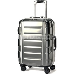Cruisair Bold 26 Inch Spinner Bag - Silver
