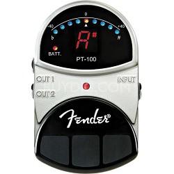 PT100 Guitar Pedal Tuner