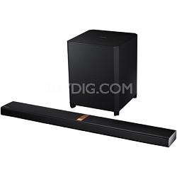 HW-H750 - 4.1 Channel 320 Watt Wireless Audio Soundbar with Bluetooth