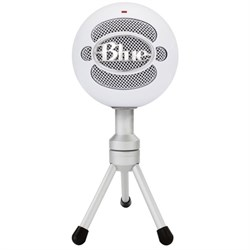 Snowball iCE Versatile USB Microphone - White
