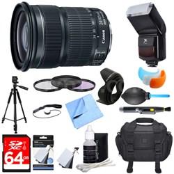 EF 24-105mm f/3.5-5.6 IS STM Camera Lens Ultimate Accessory Bundle