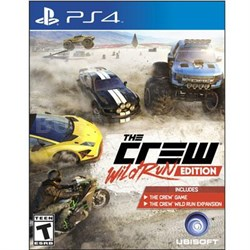 The Crew Wild Run Edition PS4