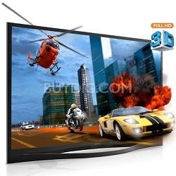 PN64F8500 - 64 in. 1080p 3D Wifi Plasma HDTV, Voice & Gesture Control - OPEN BOX