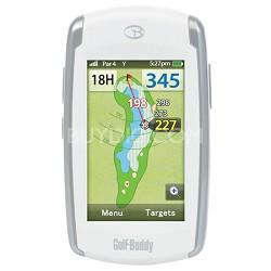 Platinum GPS Rangefinder - White