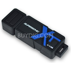 Extreme Performance Supersonic Boost XT 64 GB USB 3.0 Flash Drive-Up to 150 Mb/s