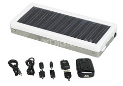 Eco-Friendly Foldable Portable Solar Charger For Mobile Devices
